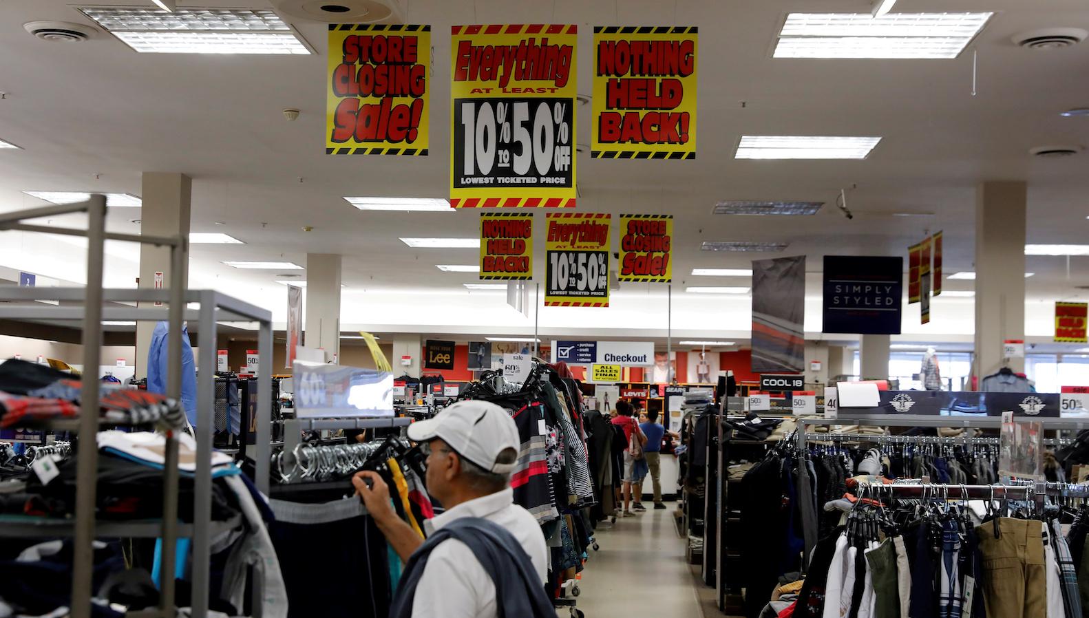 The only reason Sears went bankrupt — Quartz