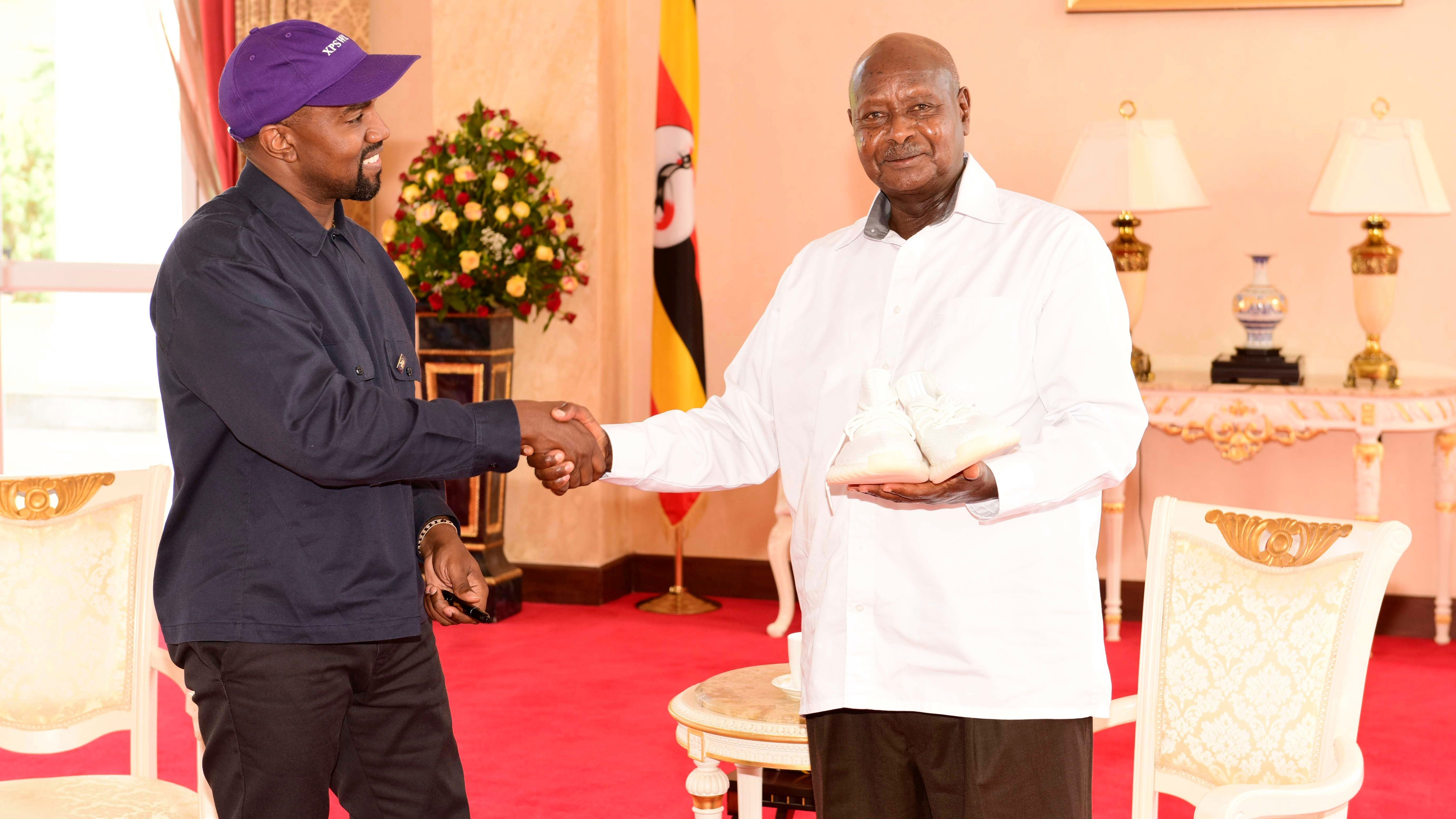 Kanye West's trip to Uganda is tone deaf and out of sync