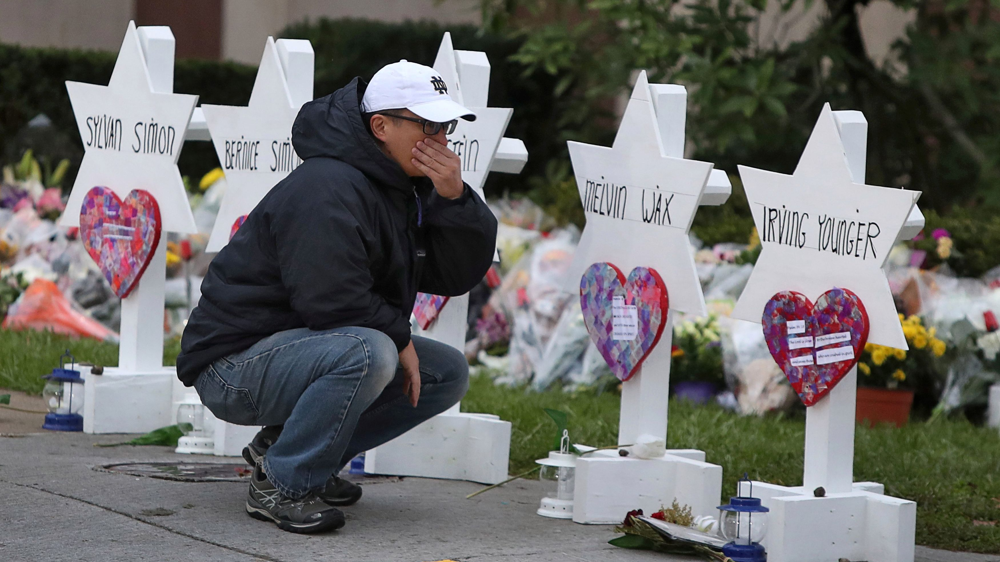 Gab, Facebook, and Twitter radicalize people like the Pittsburgh shooter