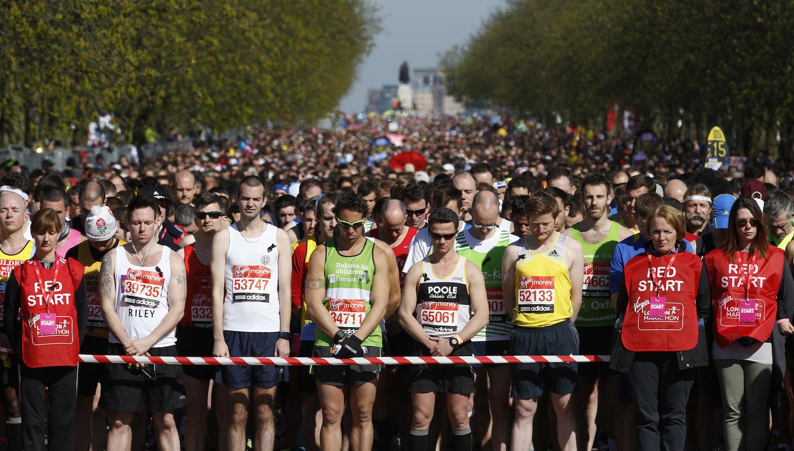 Fitness over 50 mailbox marathon