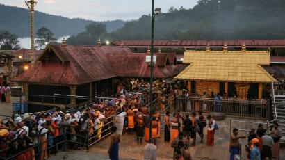 India-Religion-Sabarimala