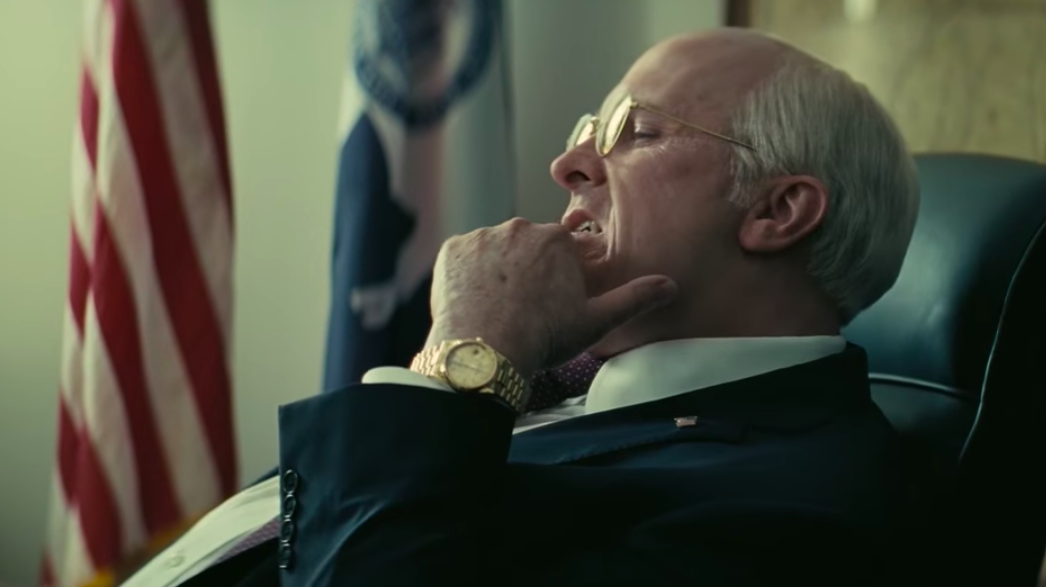 vice movie dick cheney christian bale