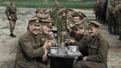 they shall not grow old world war i documentary