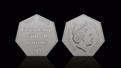 A commemorative Brexit coin is in the works in the UK — Quartz