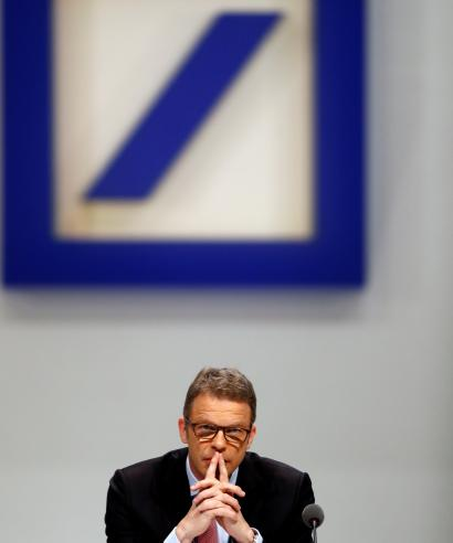 Christian Sewing, CEO of Germany's Deutsche Bank