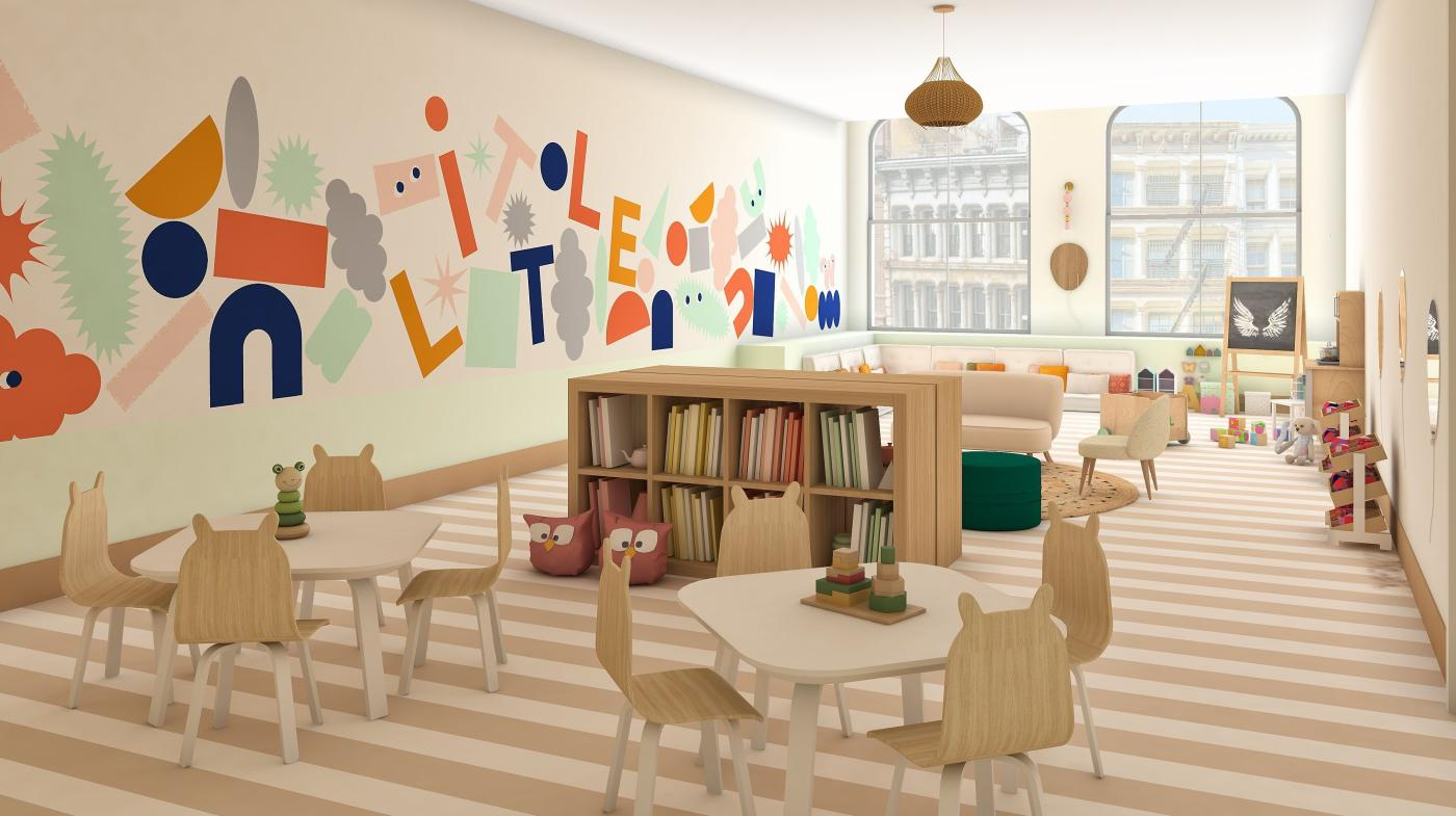 Daycare Is Coming To The Wing Co Working Space Quartz At