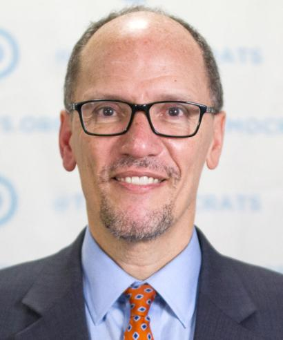 DNC chair Tom Perez says toxic masculinity is not a partisan issue