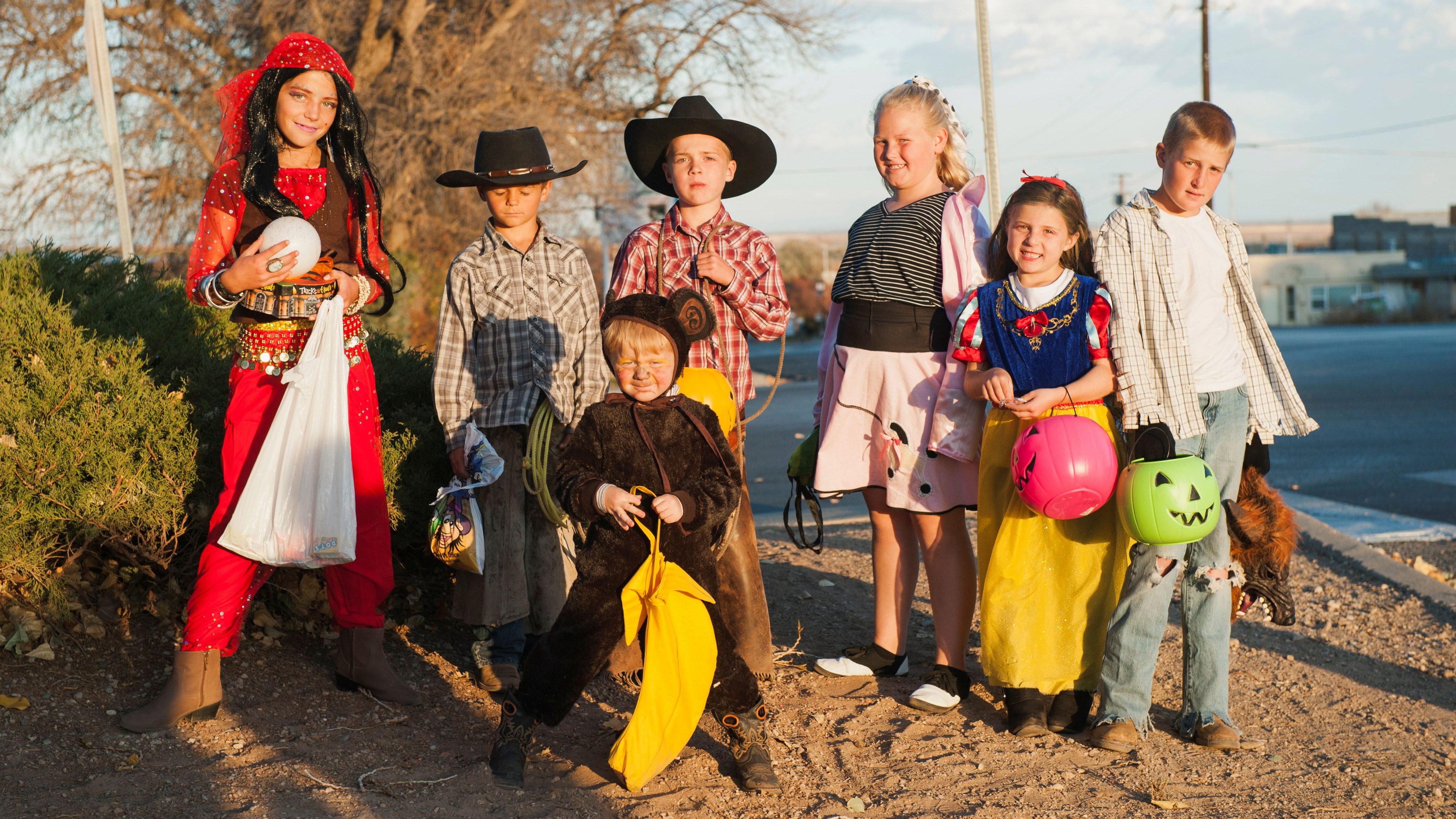 this halloween, some us towns will ban teens from trick-or-treating