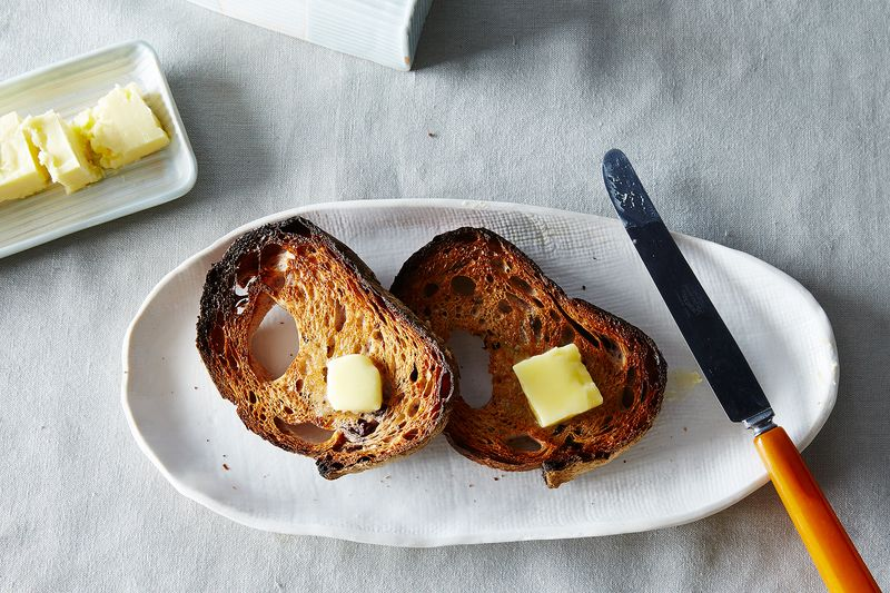 Why you should leave butter outside the fridge