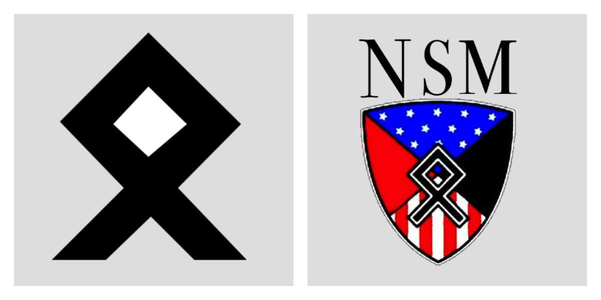 White supremacy symbols