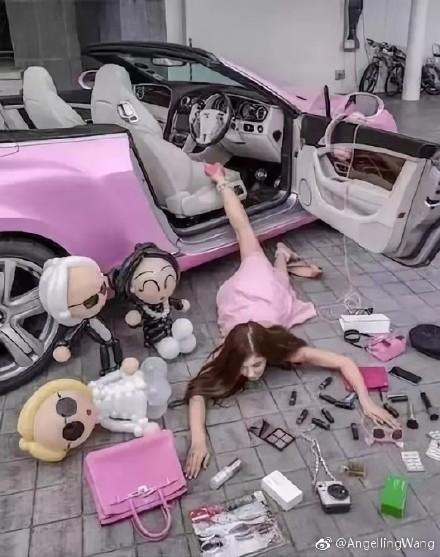 Rich Chinese Millennials Flaunt Wealth In Falling Stars Meme Quartz