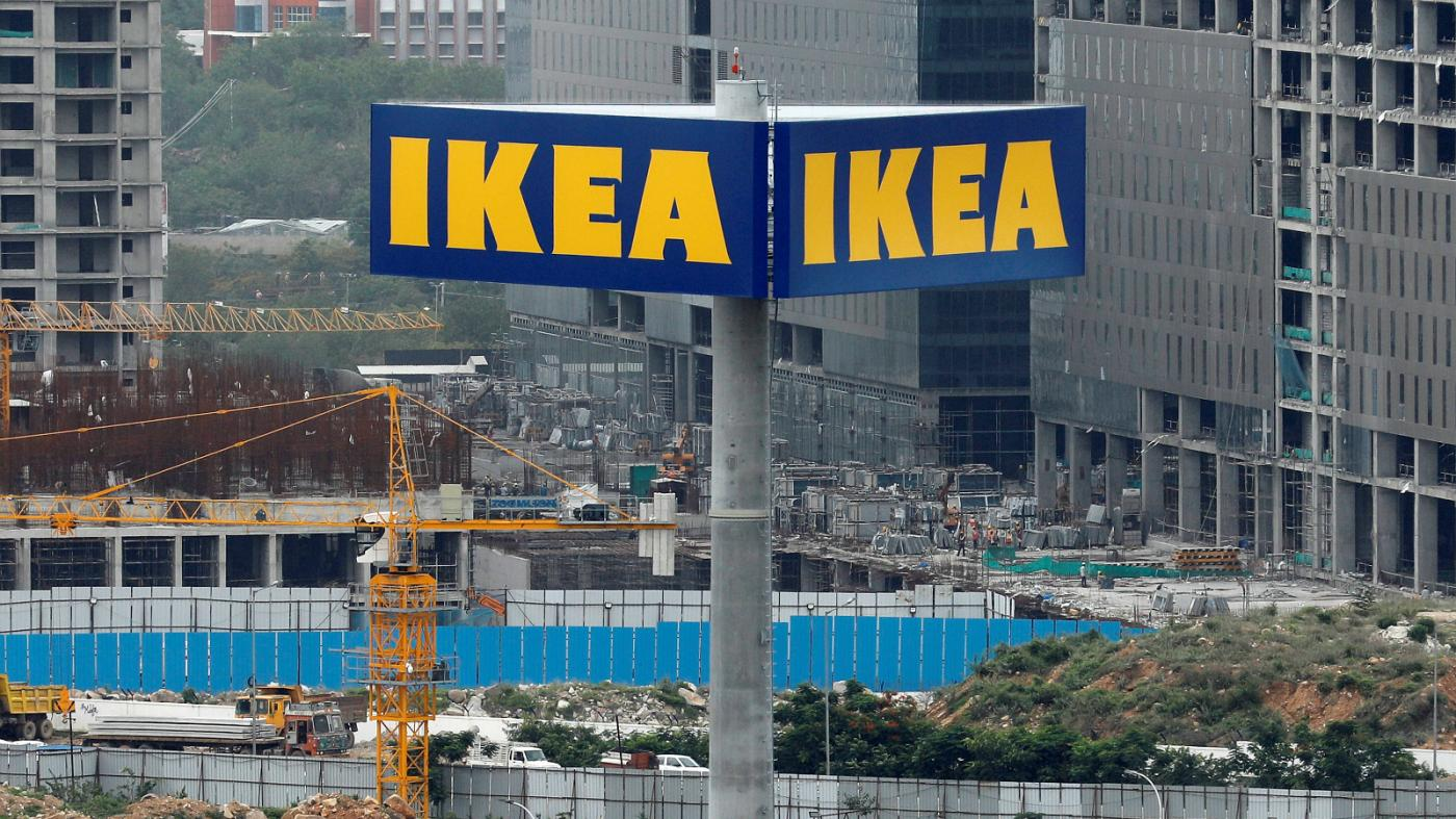 IKEA's first two months in India have been all about small buys and long stays