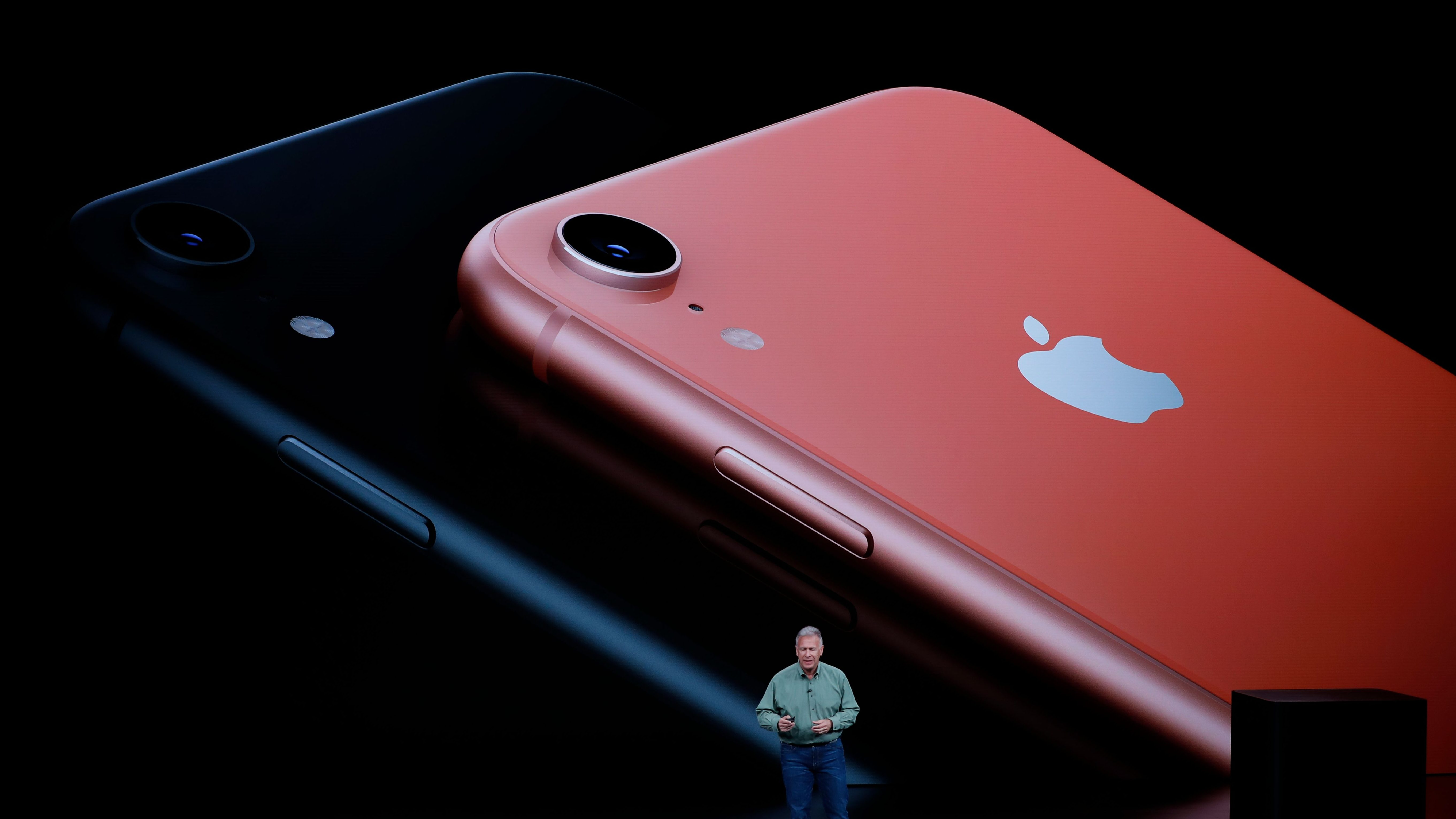 iPhone Xr reviews are ...