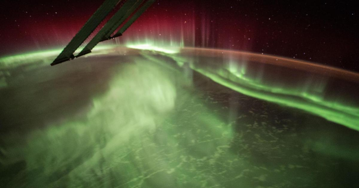 Photos: What the International Space Station has shown us