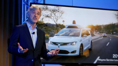 Ride Drive For Once Everyone On John >> Waymo S Self Driving Car Crashed Because Its Human Driver Fell