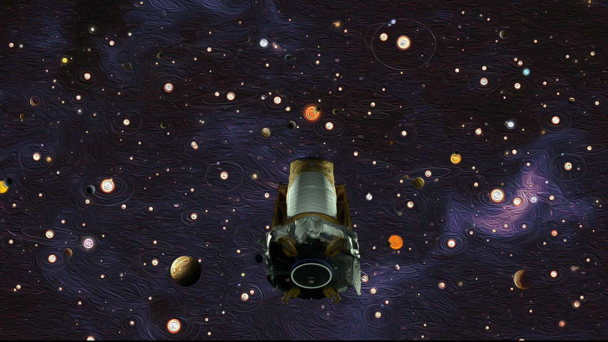 Nasas Kepler Telescope Is Out Of Fuel And Will Retire Quartz Webb Filters