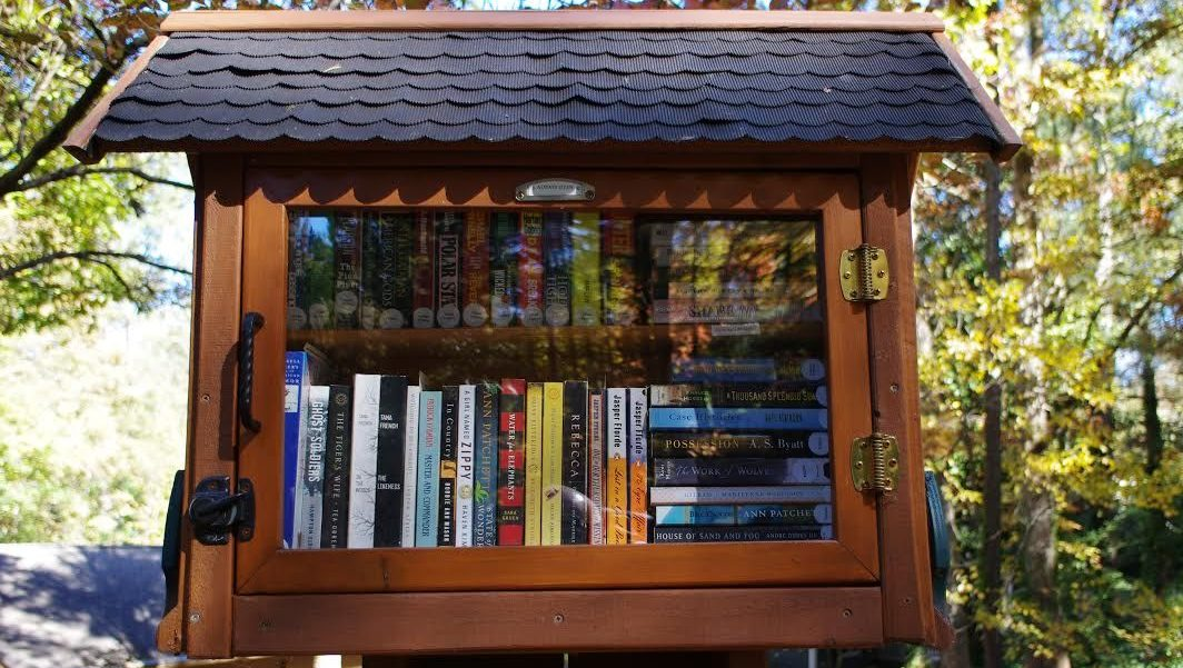 The founder of the Little Free Library has died