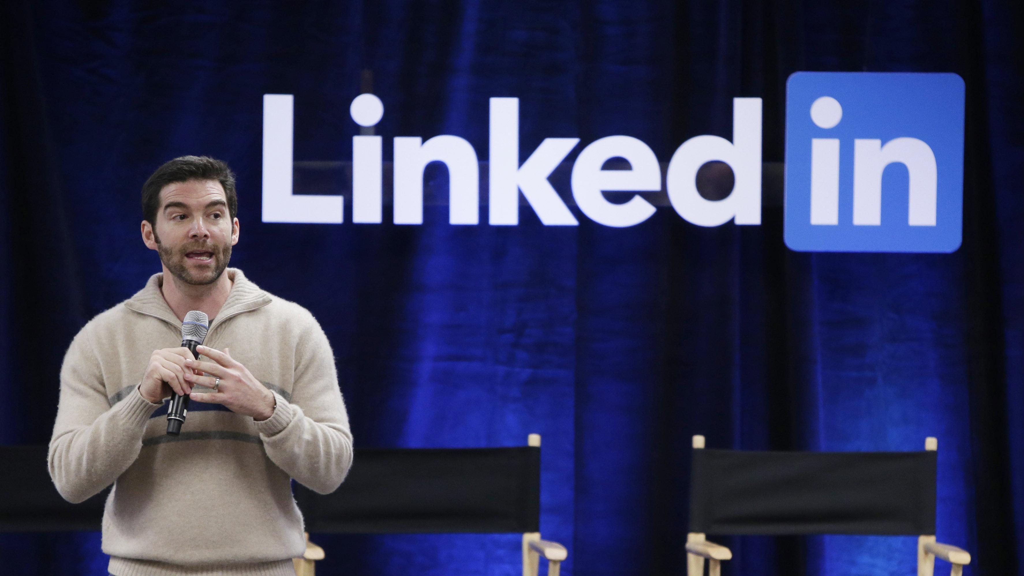 LinkedIn CEO Jeff Weiner