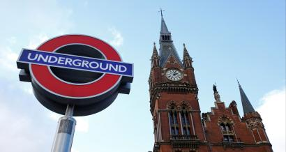 The most fainting in the London Tube occurs in the King's Cross St. Pancras station.