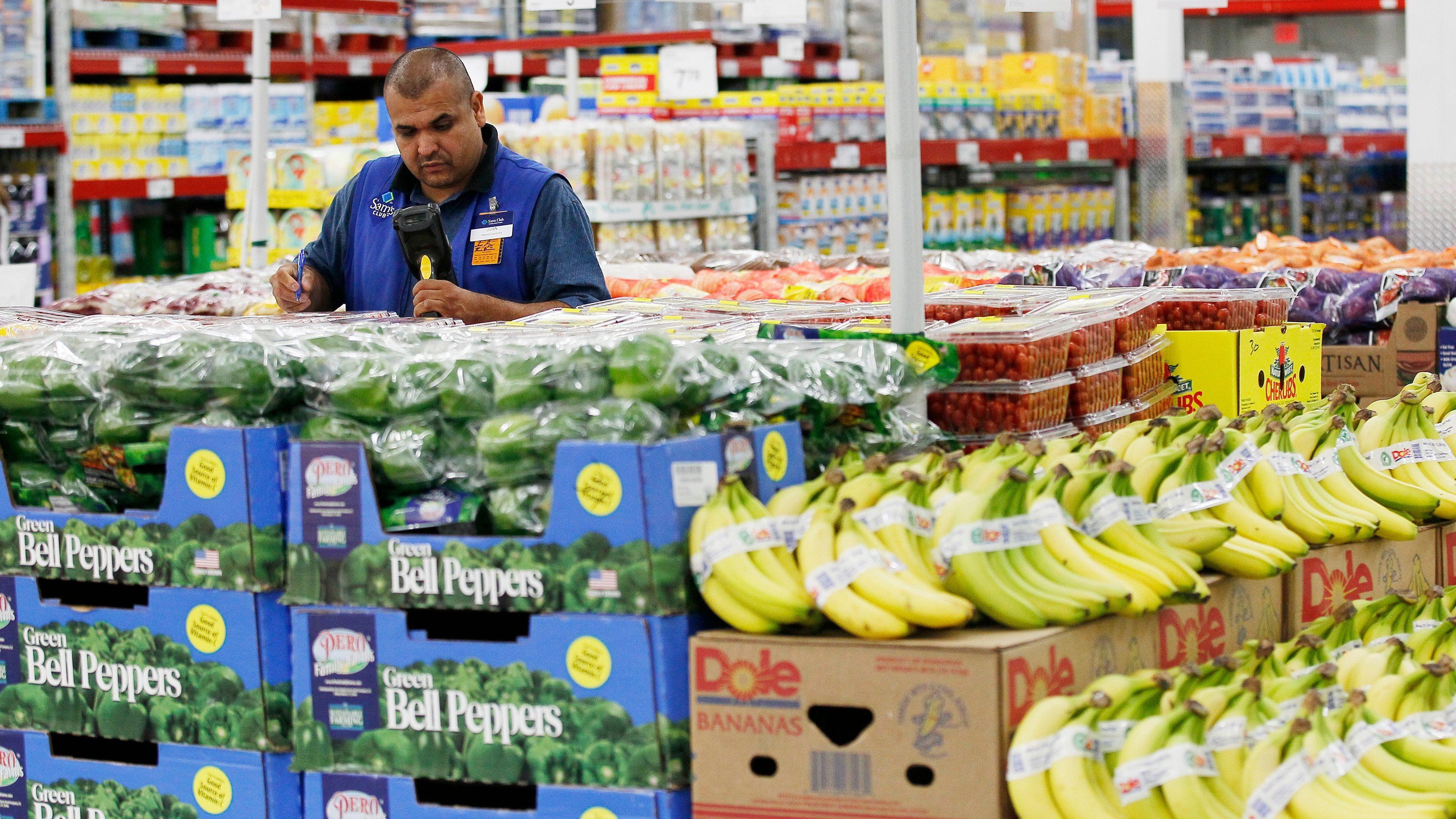 46b9093dd17c Walmart-owned Sam s Club is launching an Amazon Go competitor — Quartz