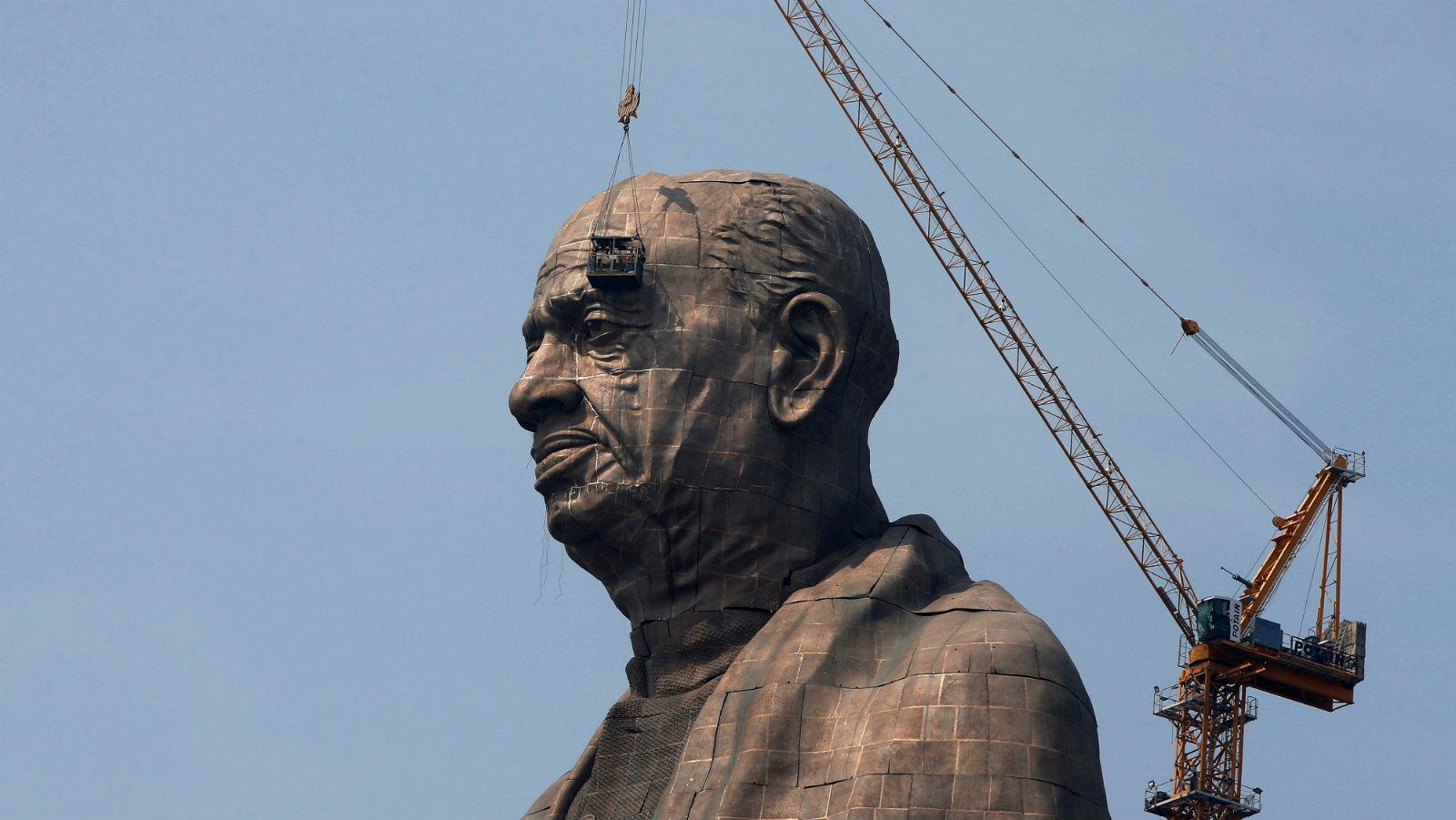 Sardar-Patel-statue-of-unity-gujarat-modi