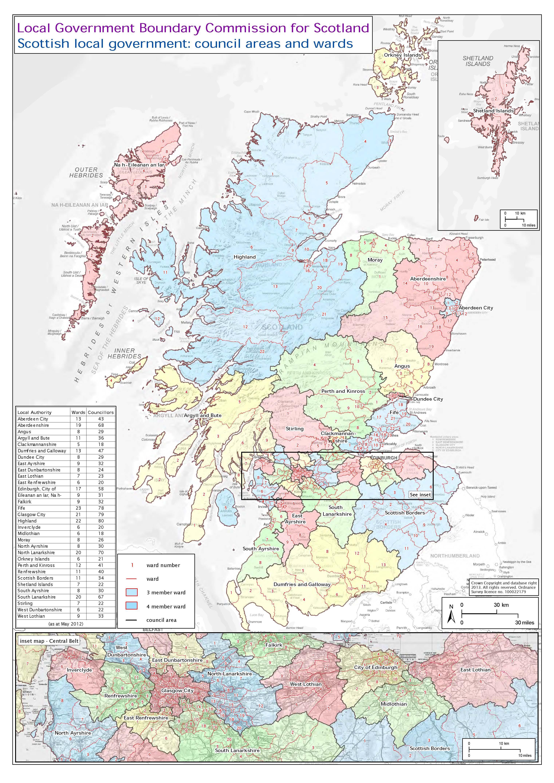 Scotland bans maps that put the Shetland Islands in a box ...