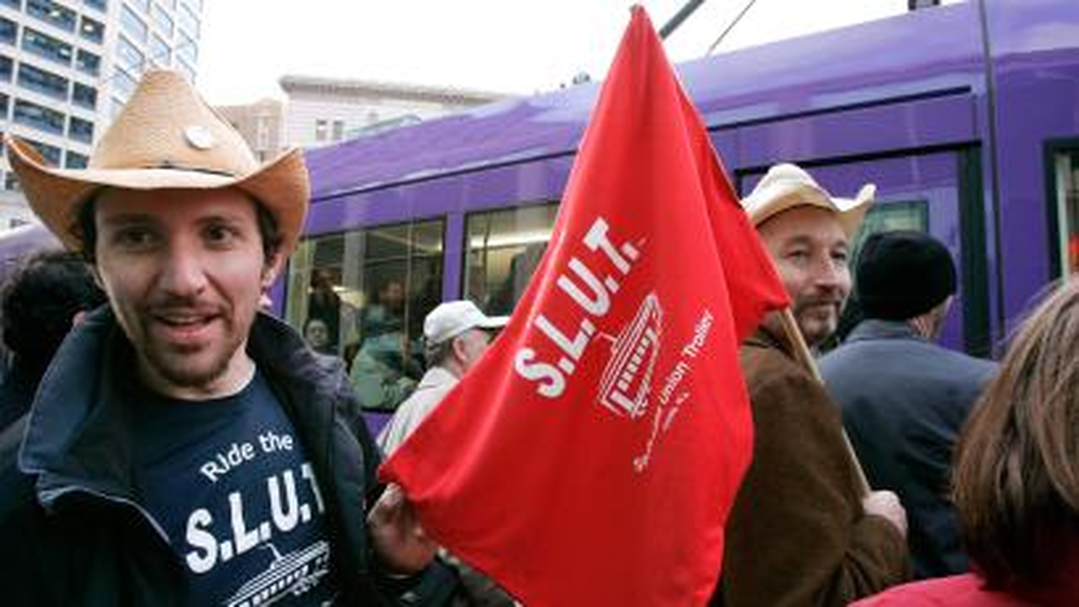 Seattle South Lake Union Streetcar