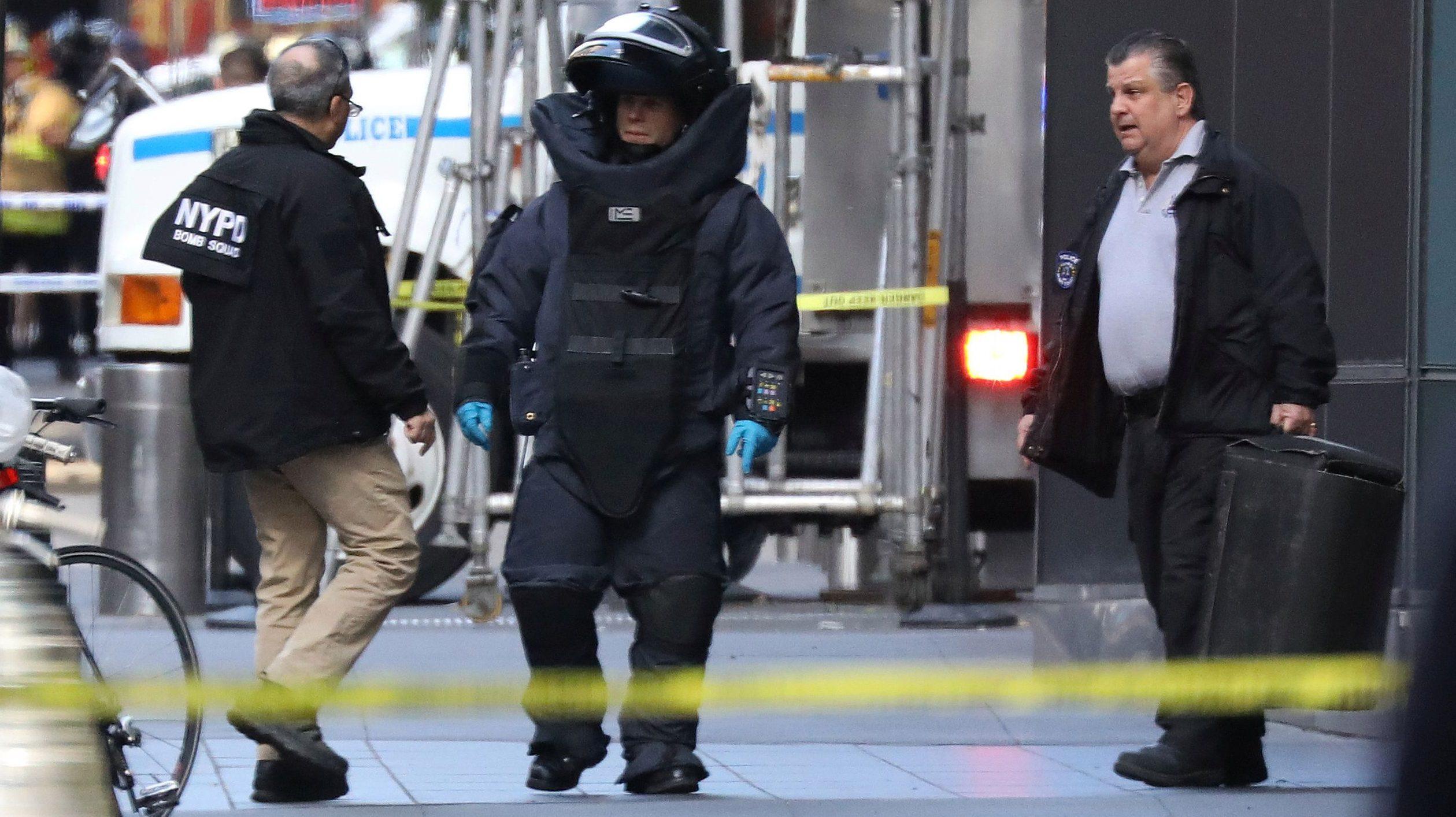Time Warner Center Evacuated
