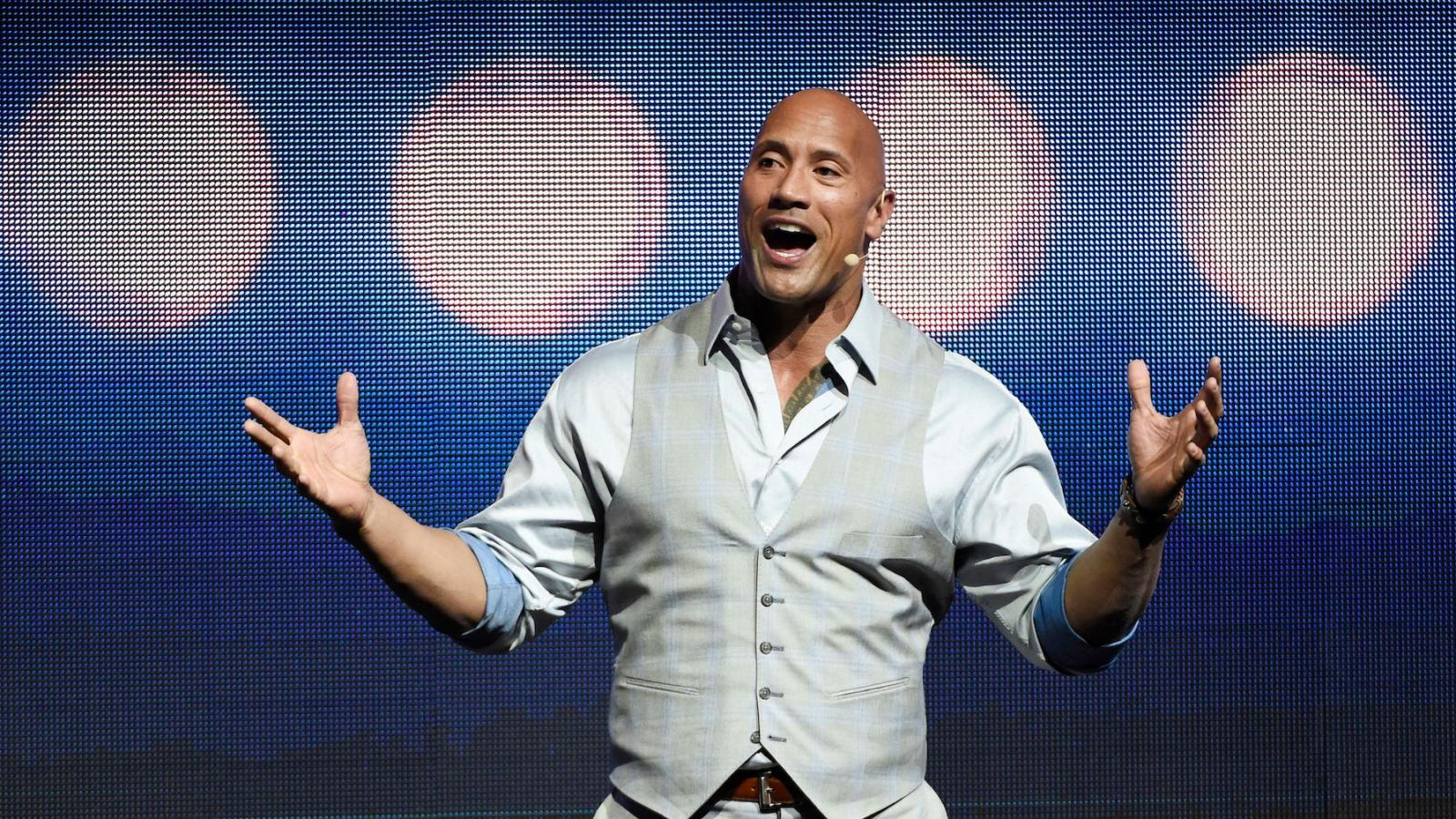 Netflix's first movie with The Rock could be its biggest