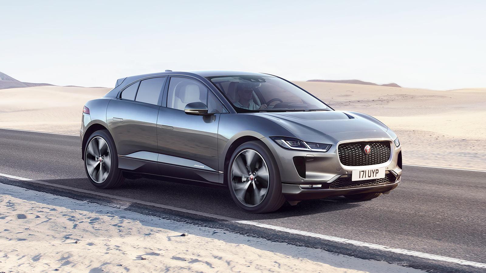 Jaguar answers questions about the I-Pace electric car's battery — Quartz