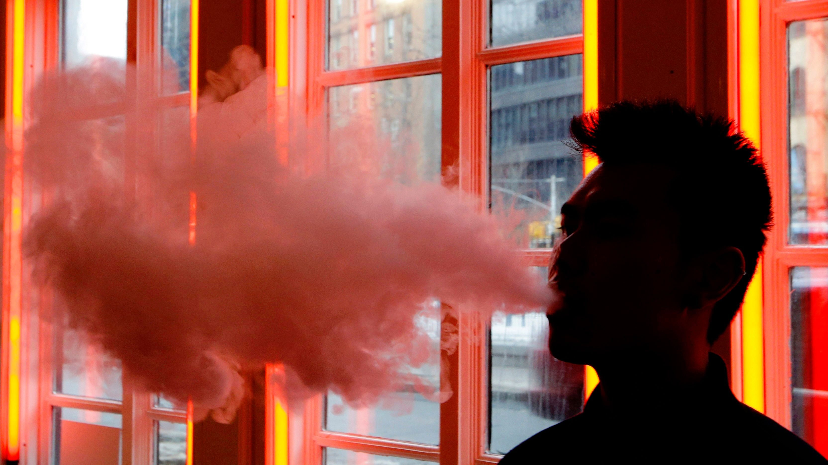 The FDA plans to ban flavored Juuls and other flavored e-cigarettes