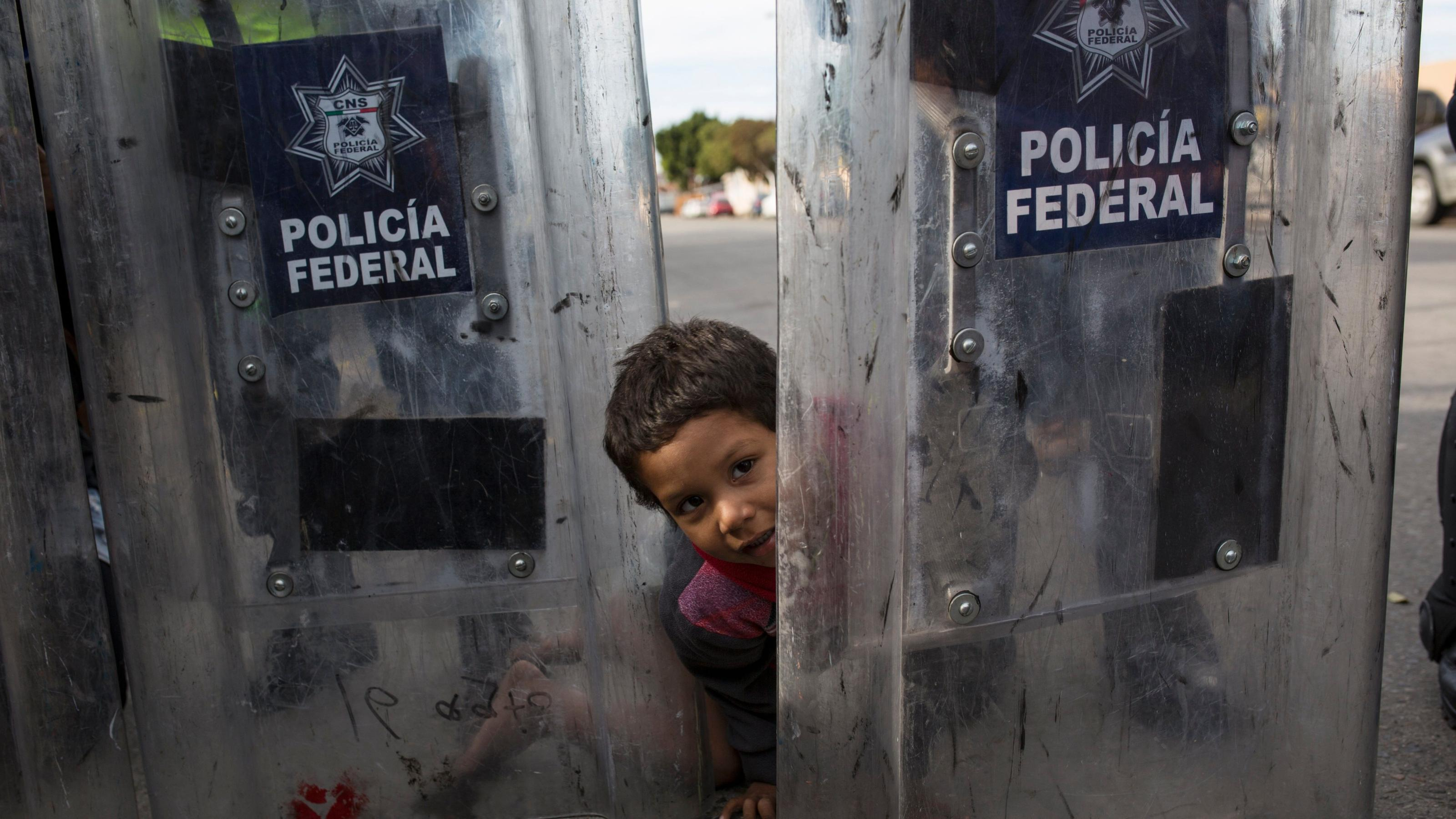 Why Central Americans arent applying for asylum in Mexico