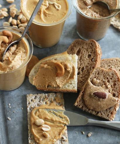 Food KitchenWise Nut Butters