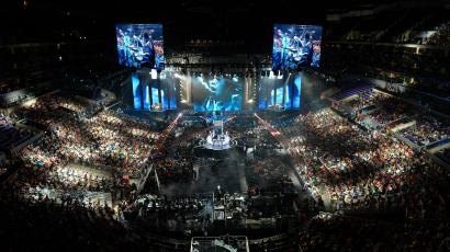 Hangzhou, China is investing to be esports capital of world