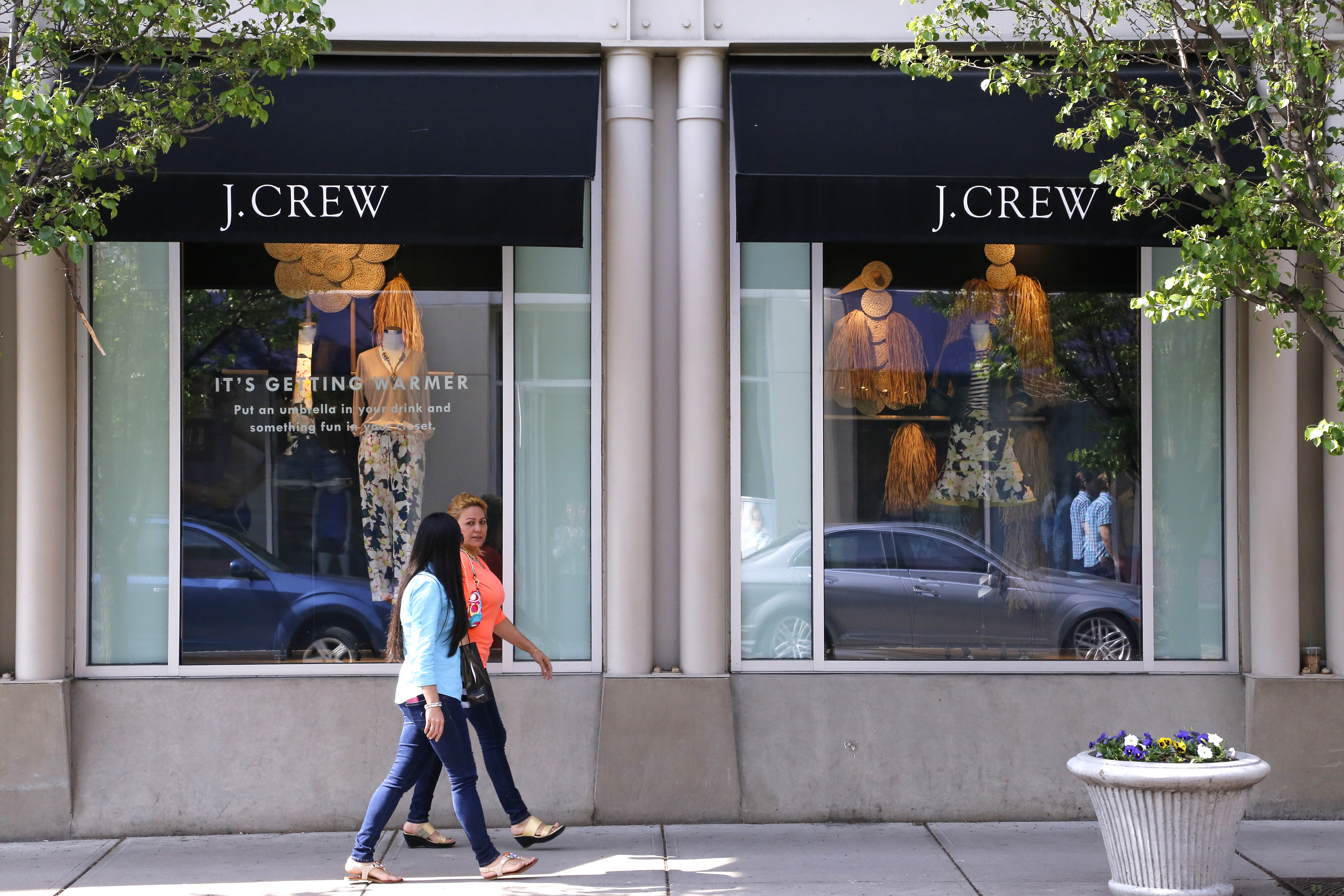The exit of J. Crew's CEO shows a brand unable to shake its identity crisis
