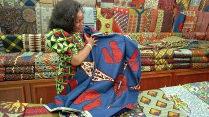 Wax Print, African fashion and Chinese importers — Quartz Africa