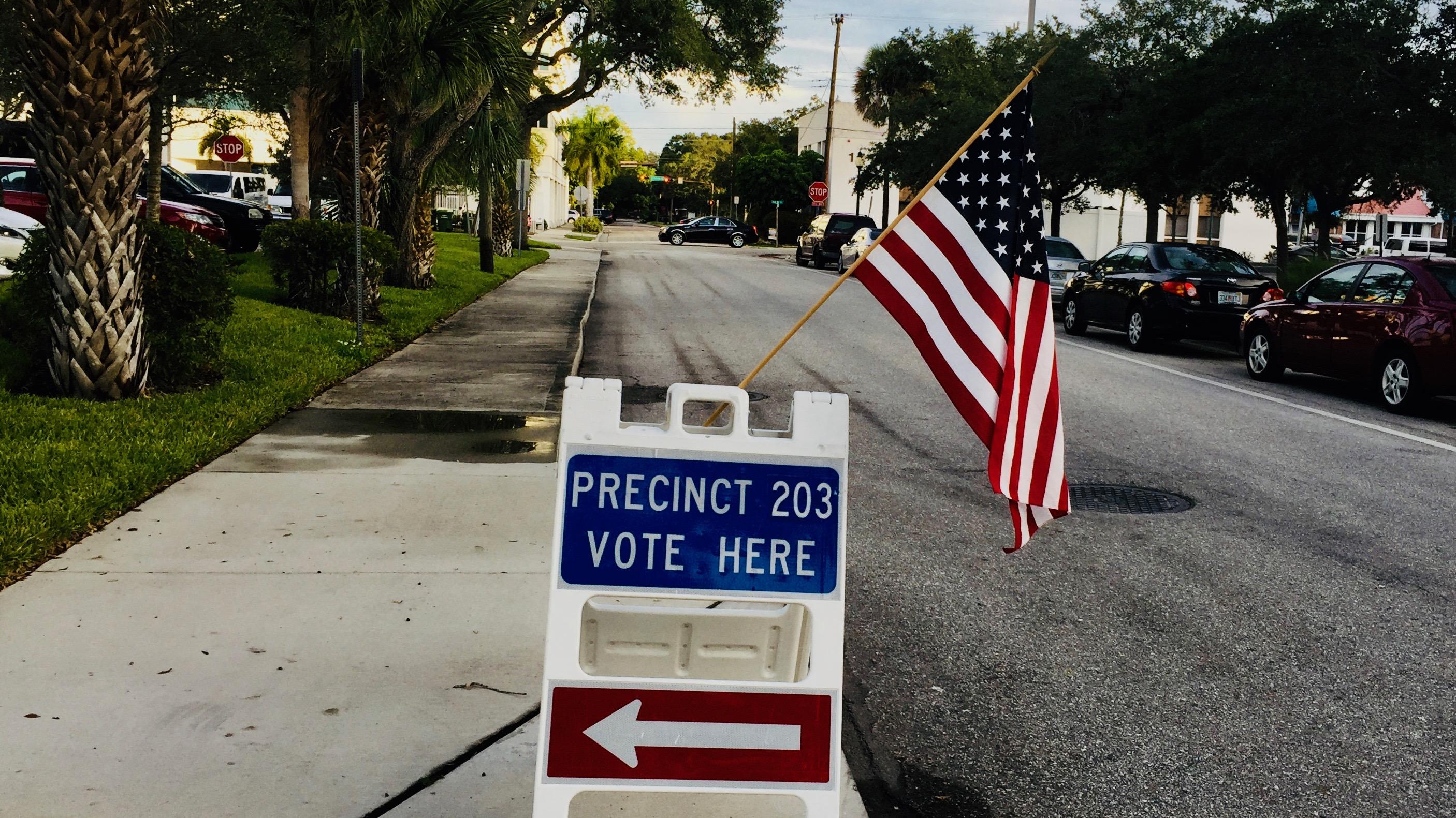 Sarasota Main Street poll.