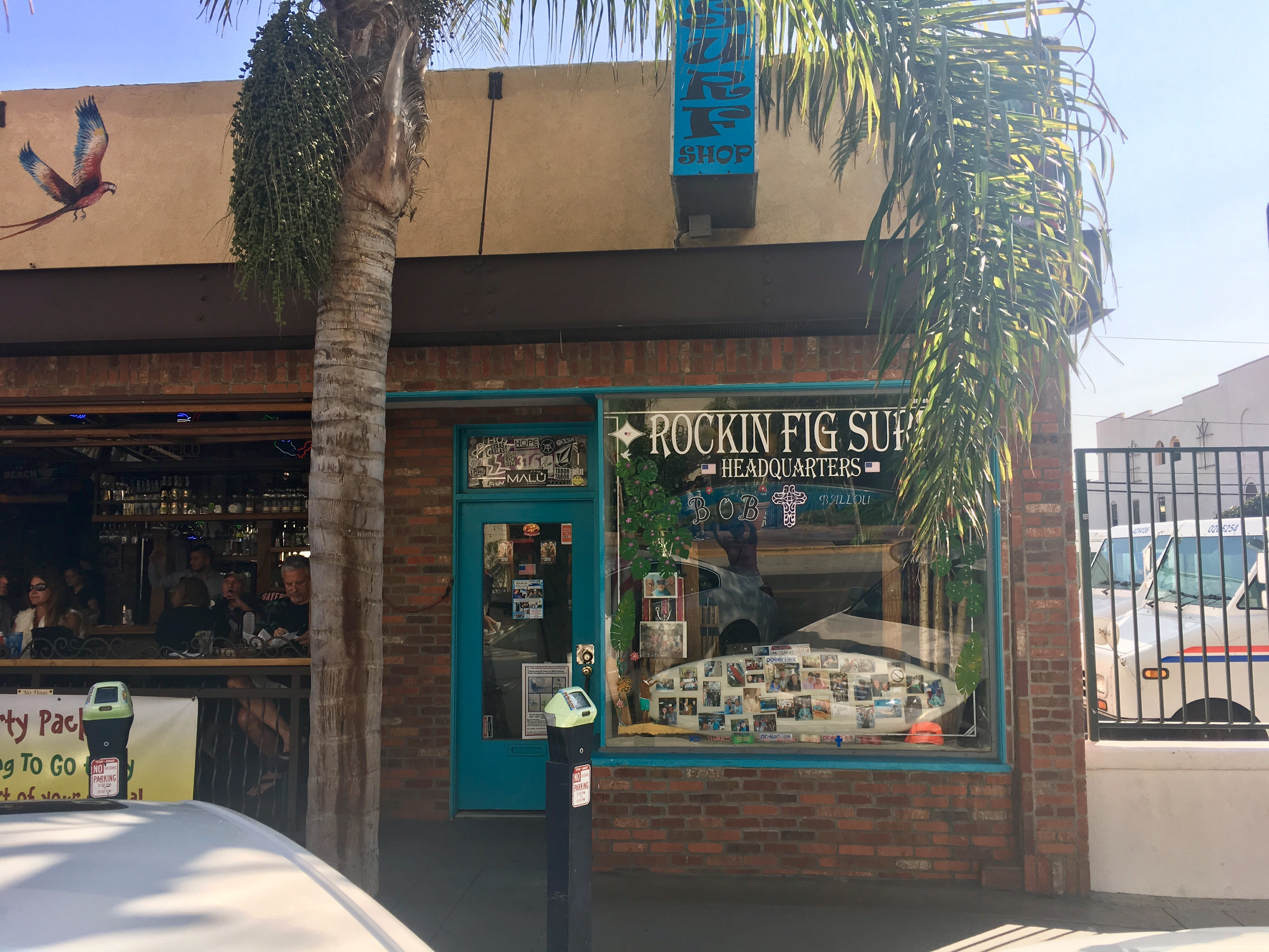 Huntington Beach's Rockin Fig surf shop is keeping the