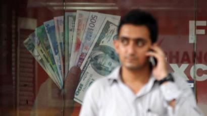 The worst may be over for the Indian rupee—for now — Quartz