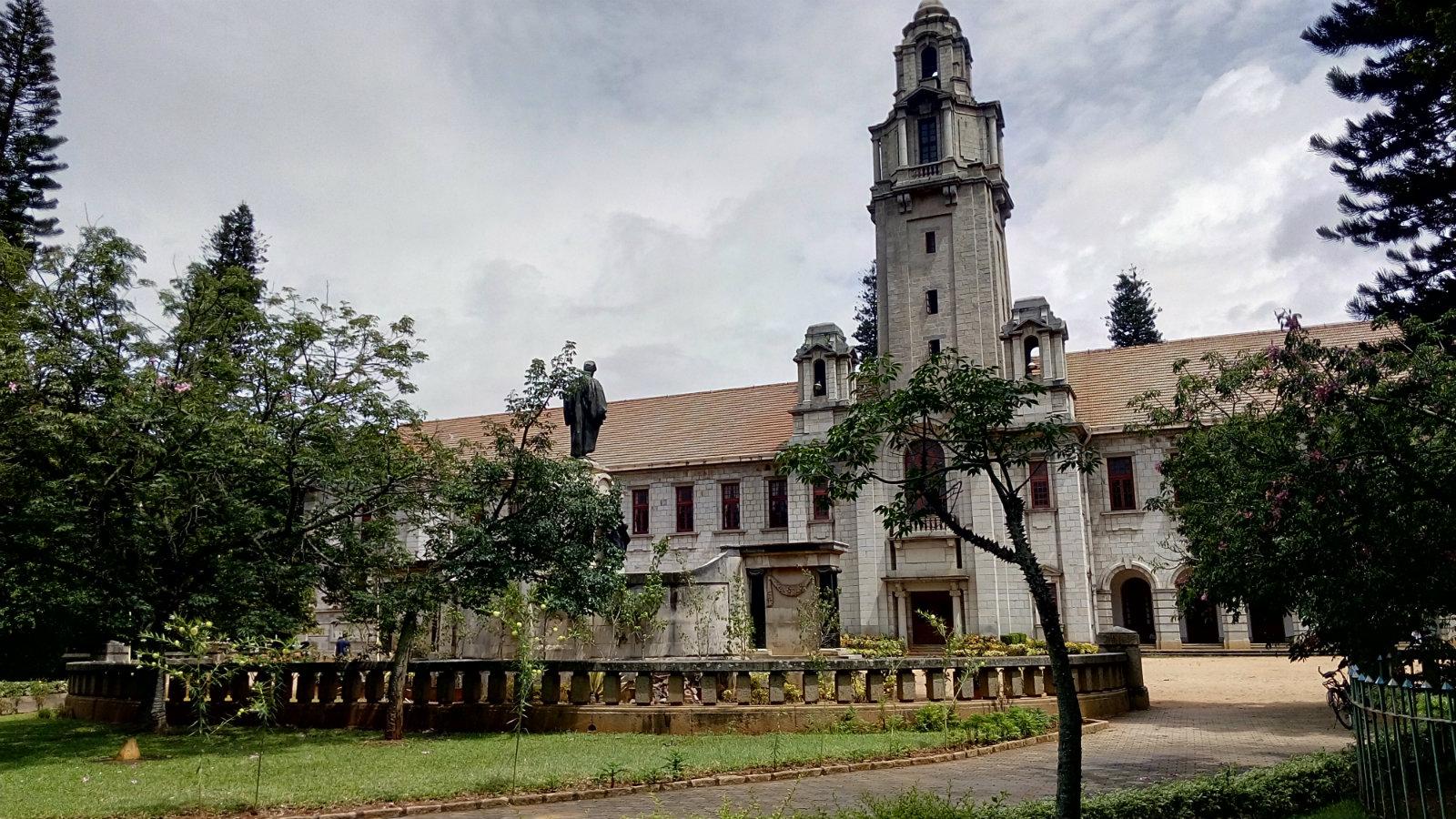 India-IISc-Bengaluru