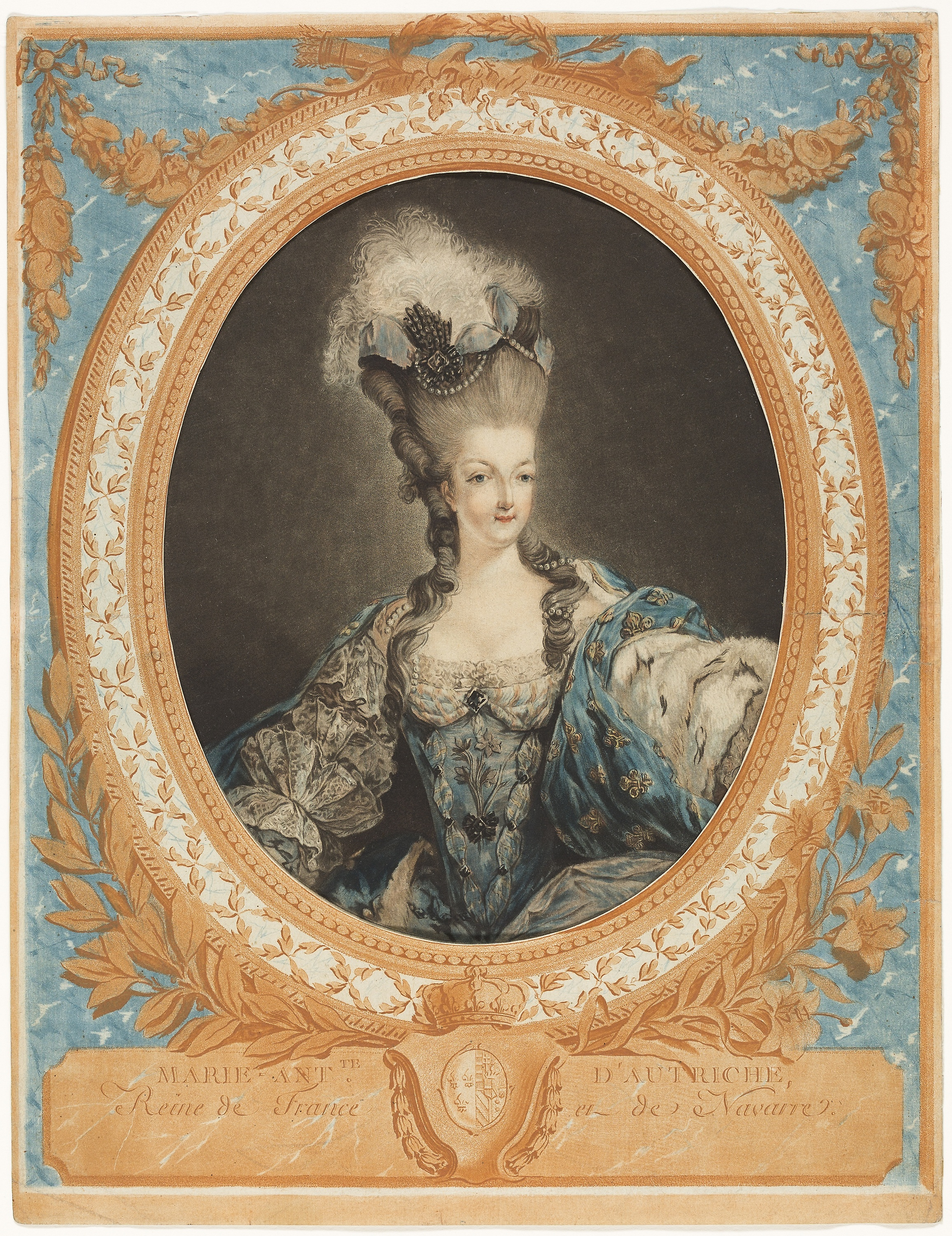 Sotheby's will auction a collection including several pieces of jewelry once belonging to Marie Antoinette.