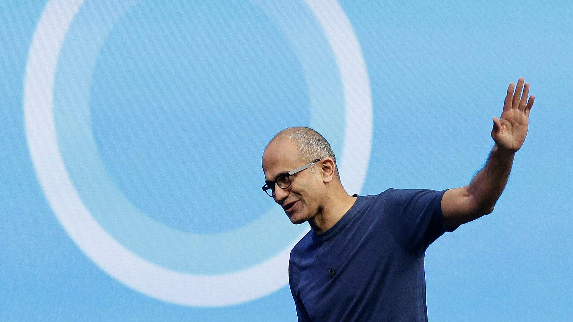The three traits Microsoft CEO Satya Nadella looks for in leaders