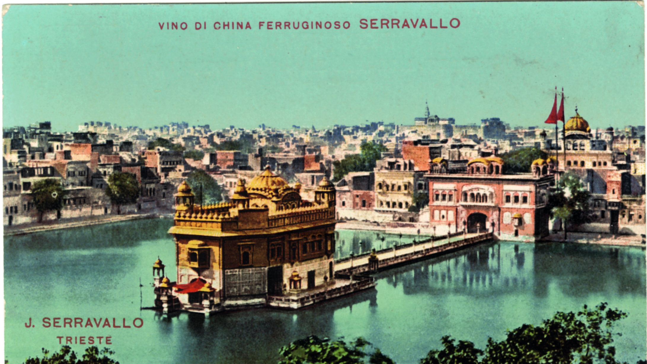 Picture postcards capture colonial India's Bombay, Bangalore