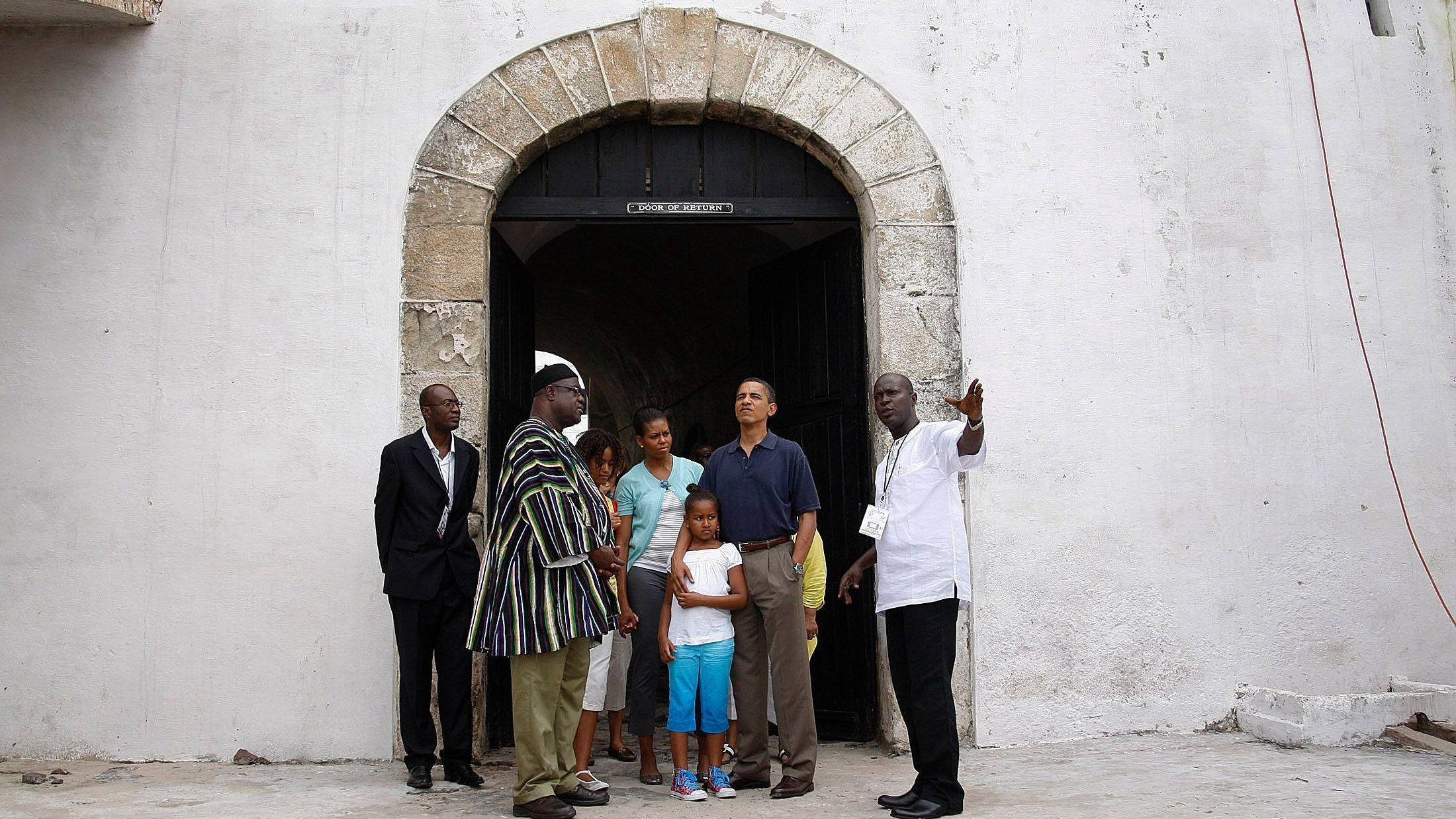 How Ghana made itself the African home for a return of the black diaspora