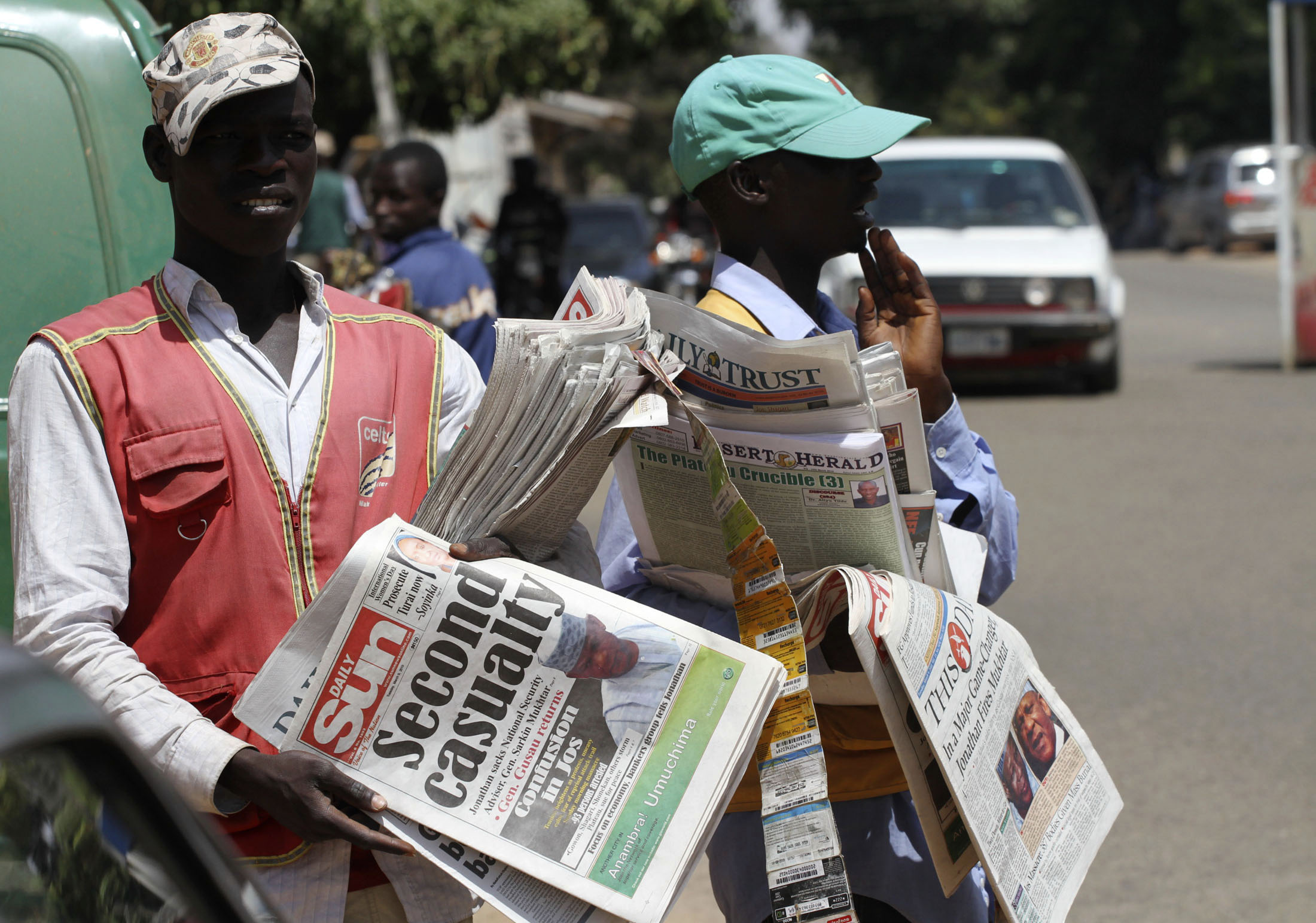 Nigerian media houses are forming a coalition to combat fake news ahead of next year's elections