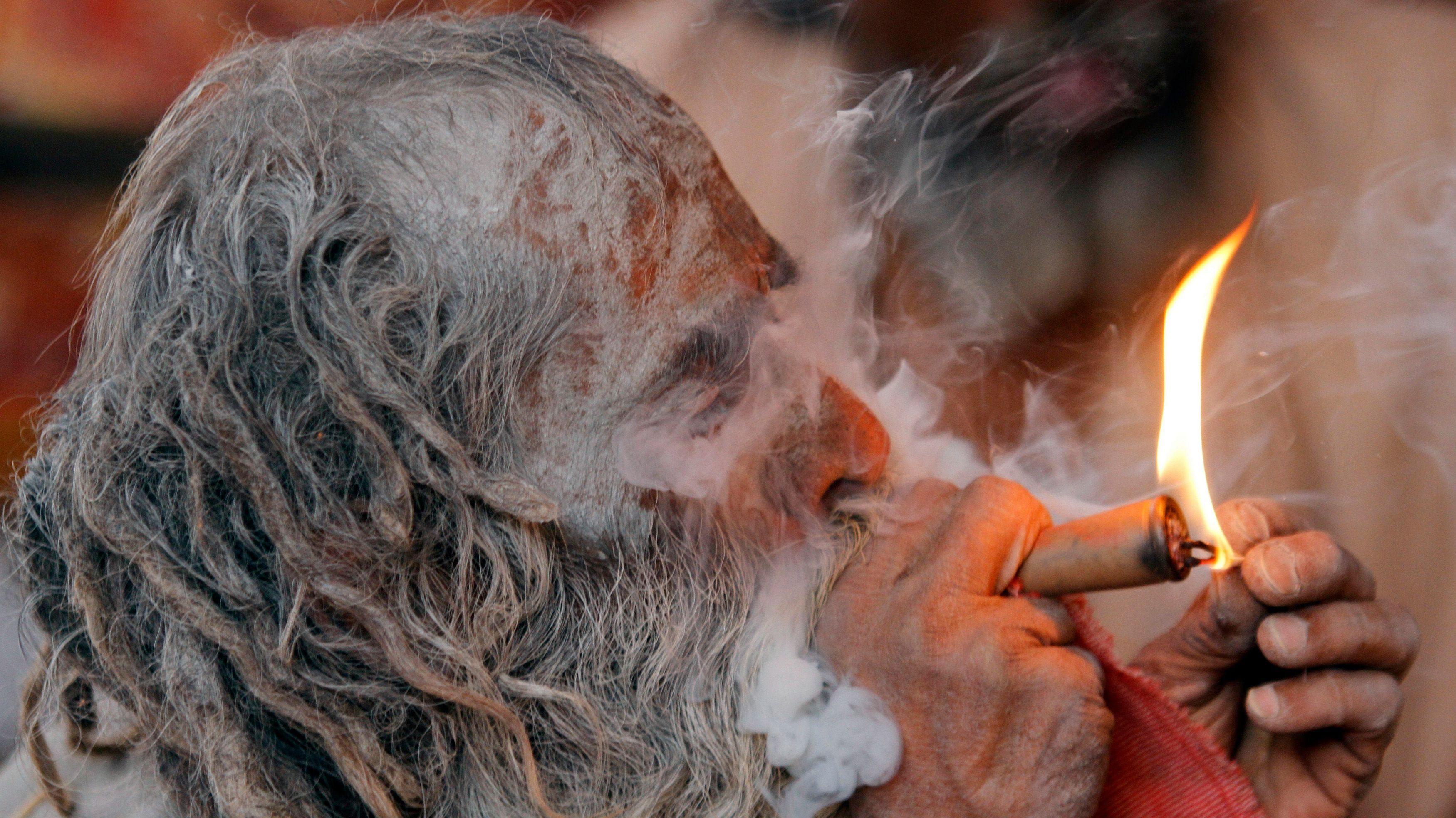 Modi's love for ayurveda may be just the push marijuana needed in India