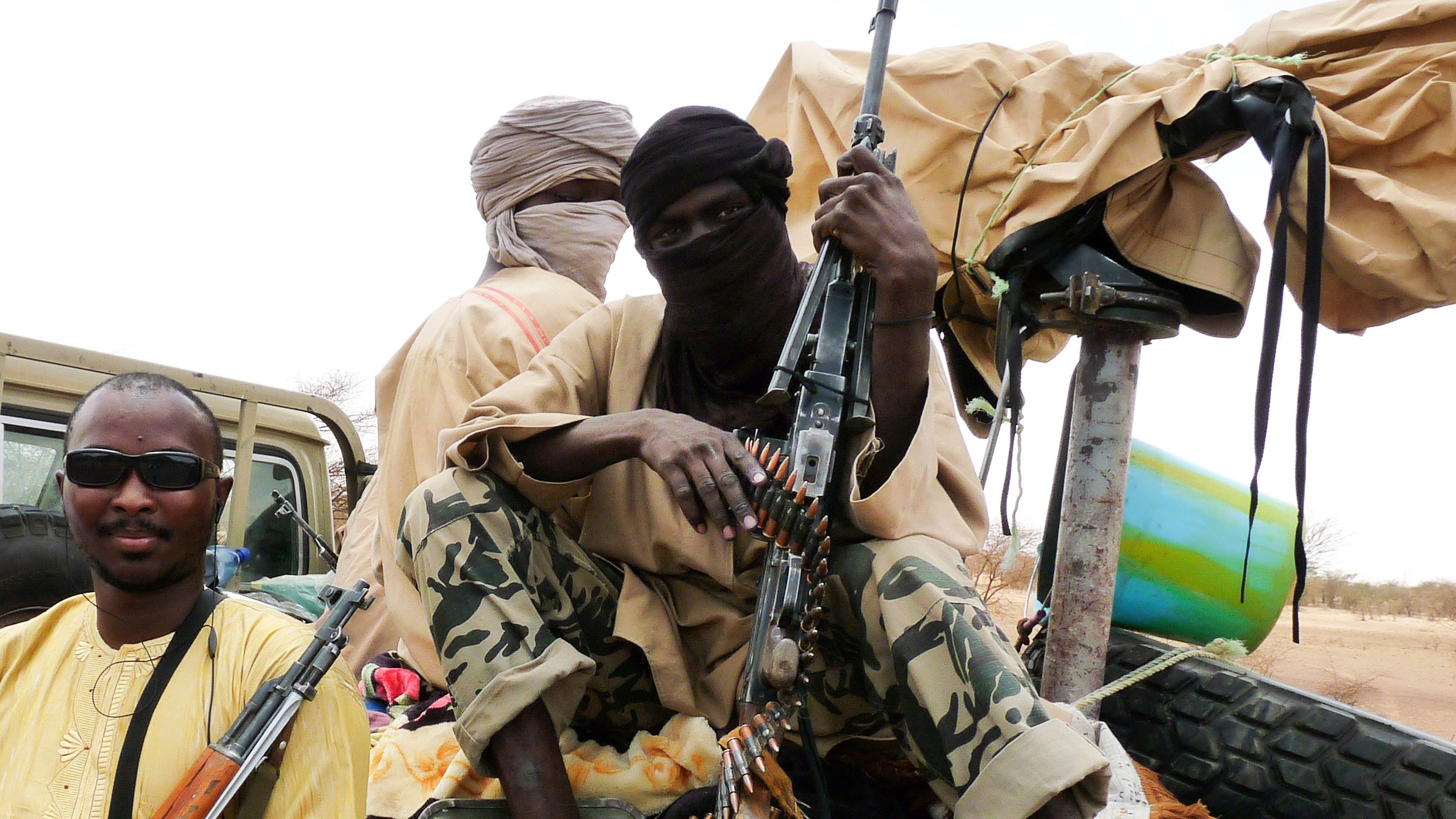 People in rural Mali support jihadists over corrupt government officials and marginalization