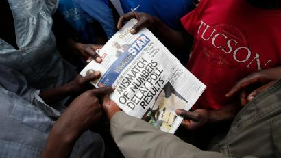 Africa's fake news problem is worse than in the US — Quartz Africa