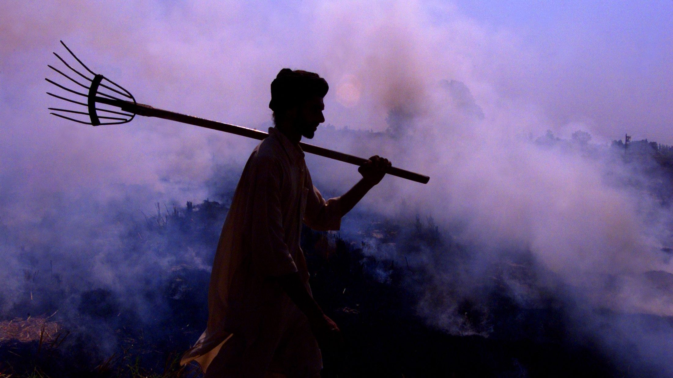 Despite low farm fires Delhi's air is toxic even before Diwali