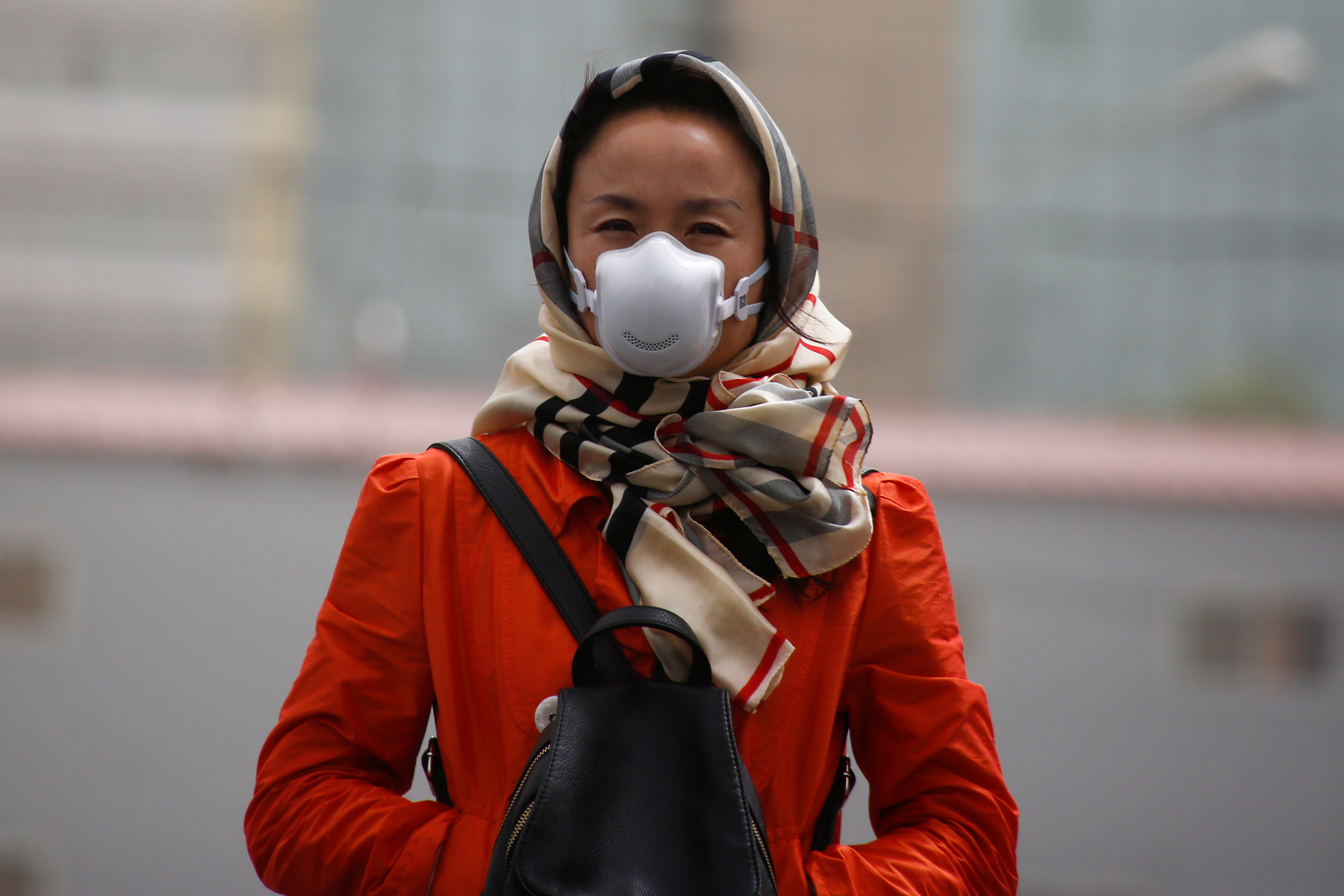 For skincare brands, urban pollution is good for business